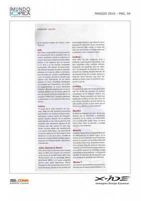 Mundo de la Optica p54