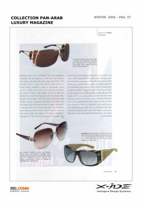COLLECTION Pan-Arab Luxury Magazine