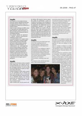 FASHION ZONE (suppl. EYE ZONE) p69