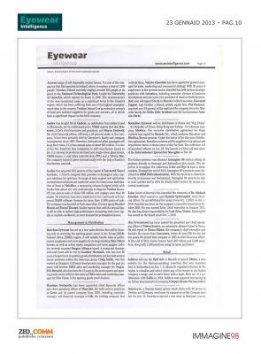 Eyewear Intelligence