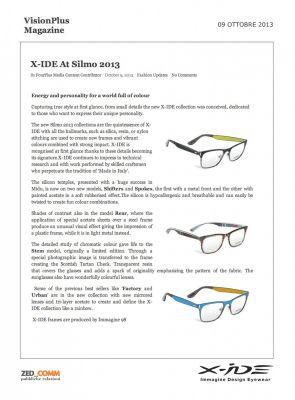 Vision plus magazine