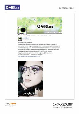 Ochki.net (Facebook) 21 Ottobre 2015