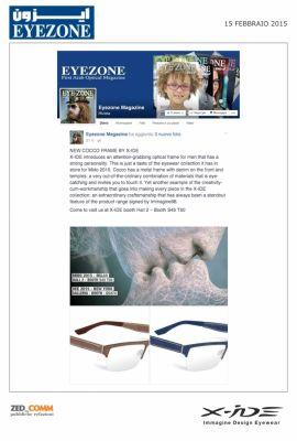 Eyezone Magazine (Facebook) 15 Febbraio 2015 (1)