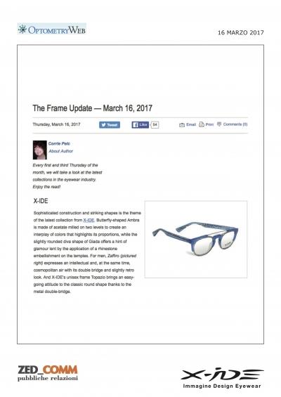 OPTOMETRYWEB.COM 16.03.17