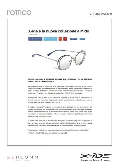 L'OTTICO.NET 21.02.19